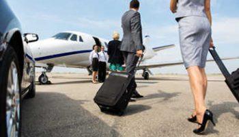 private aviation service