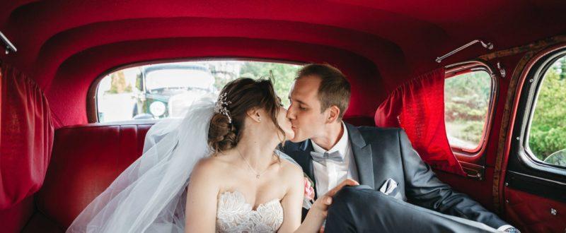 wedding chauffeur hire services