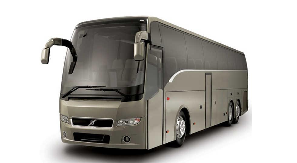 Luxury coach hire London
