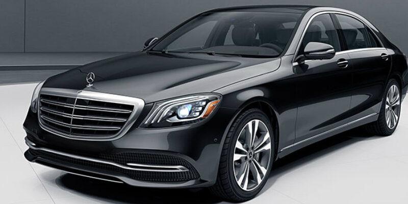 Mercedes E class hire London
