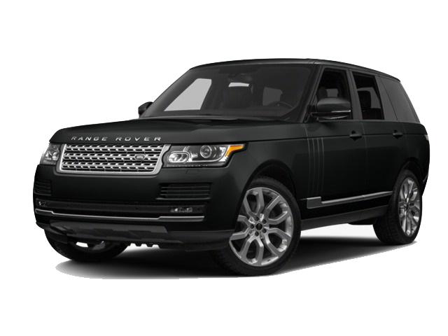 Luxury range rove chauffeur hire car