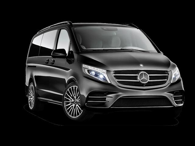 Mercedes v class hire London