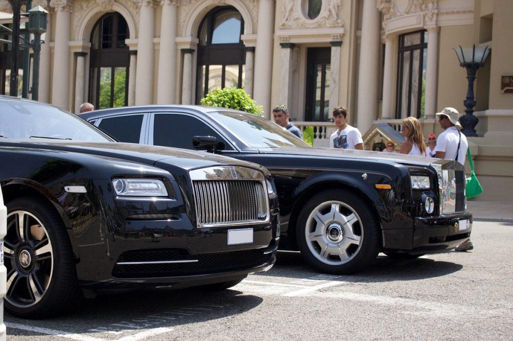 Rolls Royce chauffeur service