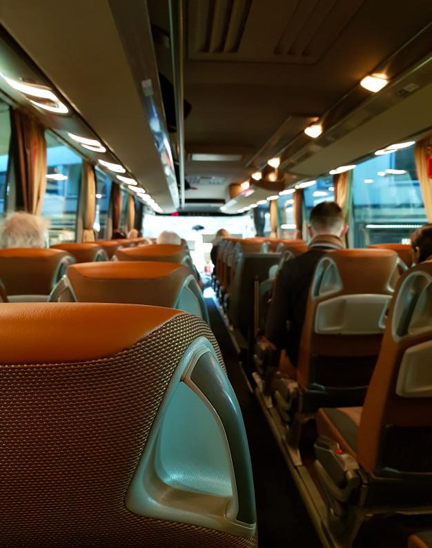 luxury coach - JK